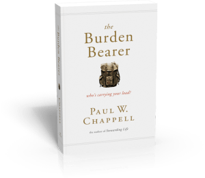 The Burden Bearer: Who's Carrying Your Load? by Paul Chappell (Free Book 10/14/13)