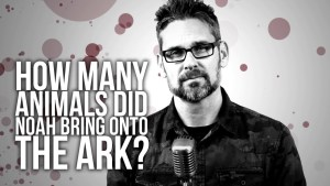 Bobby Conway – How Many Animals Did Noah Bring Onto The Ark? (Video)