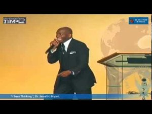 Dr. Jamal Bryant – I've Been Thinking (Video and App)