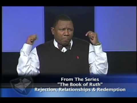 Dr. R.A. Vernon – Rejection, Relationships and Redemption: The Book of Ruth (Video)