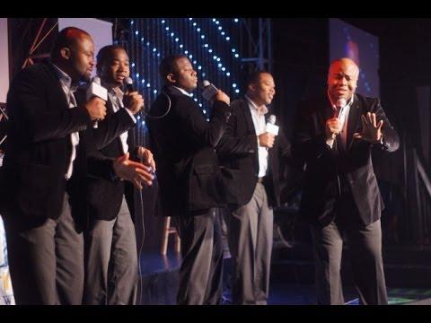 2014 Stellar Awards – Gospel Legends, Canton Spirituals, Wardlaw Brothers – Male Group Melody