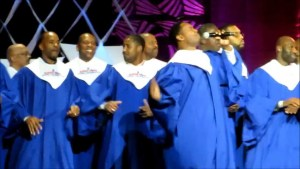 2014 Super Bowl Football Players Choir – It's Time (Live)