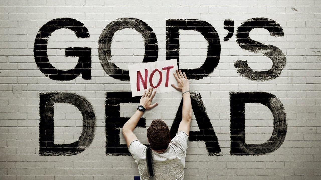 God's Not Dead (Movie Trailer)
