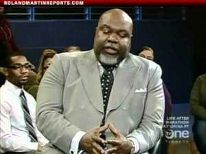 Roland Martin Talks Politics, Poverty, and  Religion With Bishop TD Jakes (Video)