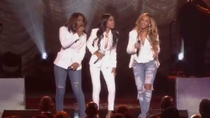 Michelle Williams feat. Kelly Rowland and Beyonce – Say Yes