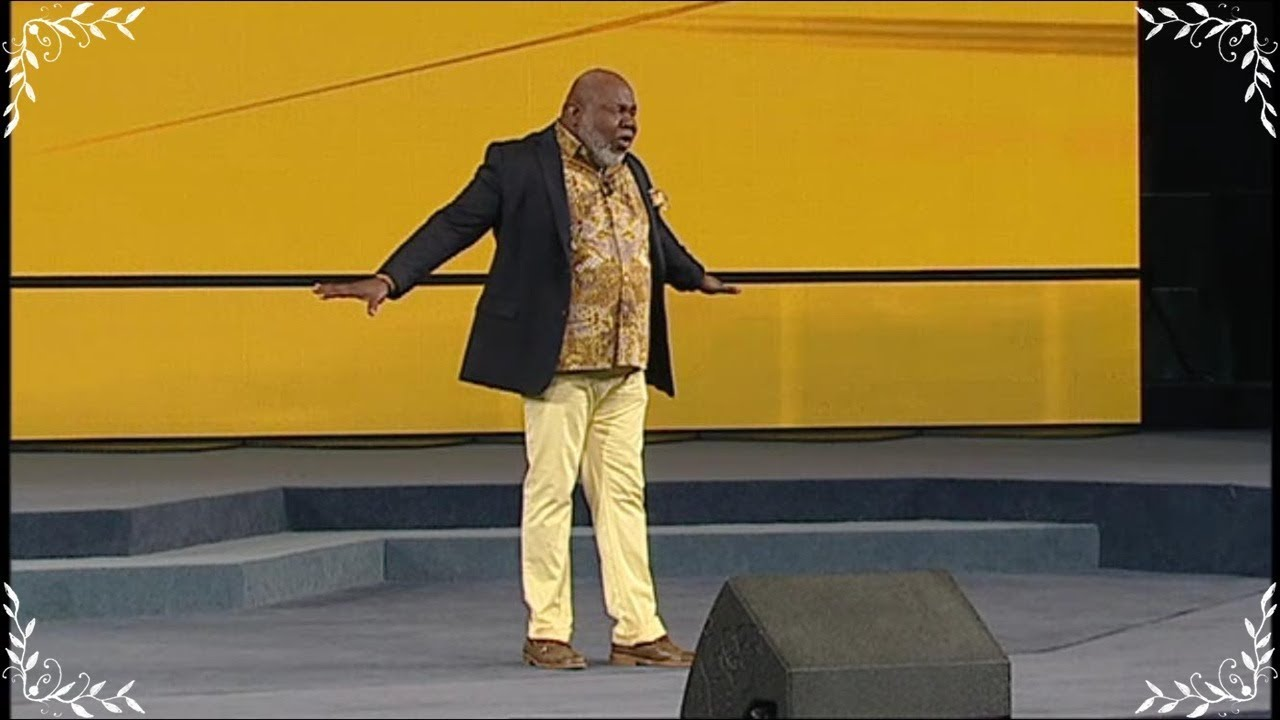 TD JAKES – #Sunday – He is the Great I Am – Part 1 – Aug 20, 2017