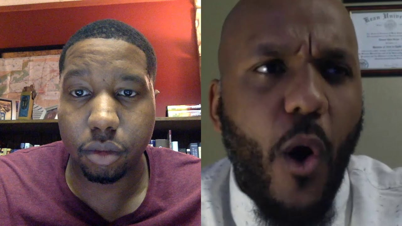 Pastor Jerome Gay and Pastor Ernest Grant Talk Nick Cannon, Dr. Umar Johnson, and Religious 'Whitewashing'