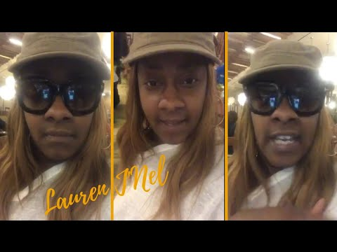 """An Upset Le'Andria Johnson Goes Live And Says """"I'm Tired Of This S**t"""""""