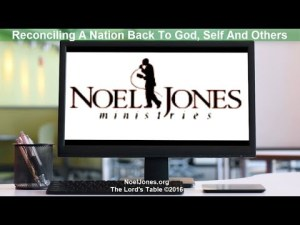 Bishop Noel Jones | Believe His Promise