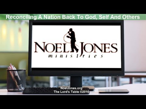 Bishop Noel Jones | Believe His Promise
