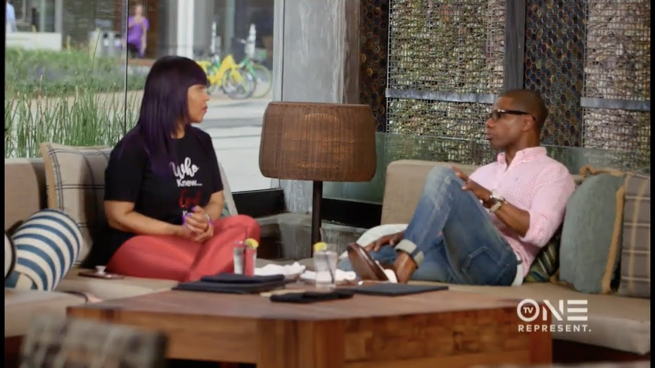 Erica Campbell & Kirk Franklin Catch Up On Life & Careers