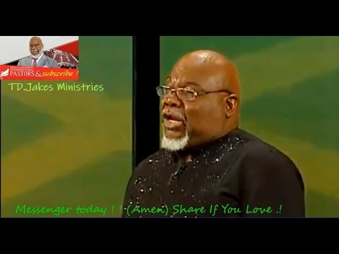 Bishop T.D. Jakes: God knows what's in you! #LiveJakes
