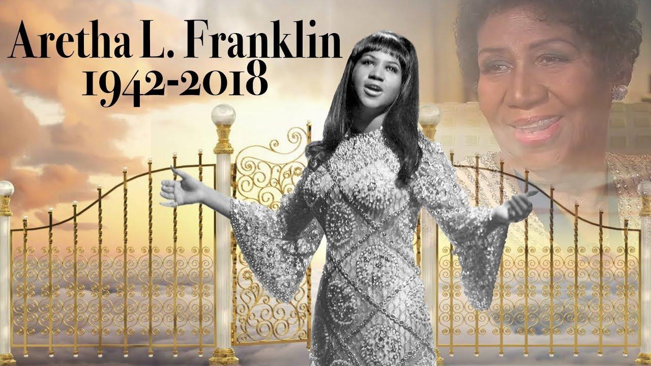REMEMBERING DR ARETH L. FRANKLIN 1942- 2018
