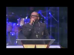 "Dr. Jamal Bryant | ""I Don't Know What's Gotten Into Me"" Jonah 1:15-17 