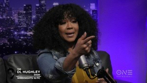 Erica Campbell Attempts To Explain Christianity To DL Hughley