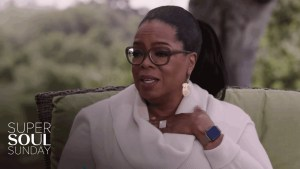 "Oprah Says Her Conversation with Sister Joan Was a ""Wake-Up Call"" 