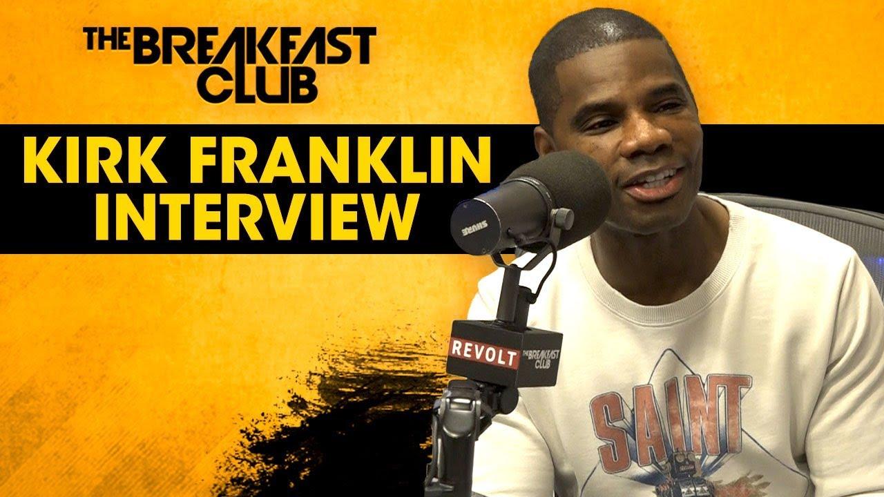 Kirk Franklin Talks God, Healing, New Album 'Long Live Love' + More