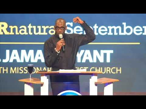 Cutting Off Goldilocks – Dr. Jamal Bryant & New Birth Live at The dReam Center ATL