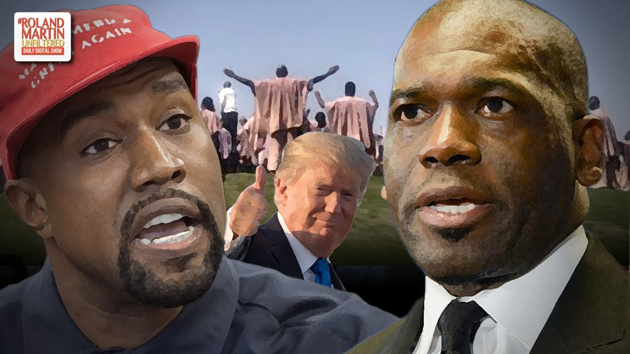 Pastor Jamal Bryant Redirects Kanye West Donation to Morris Brown College
