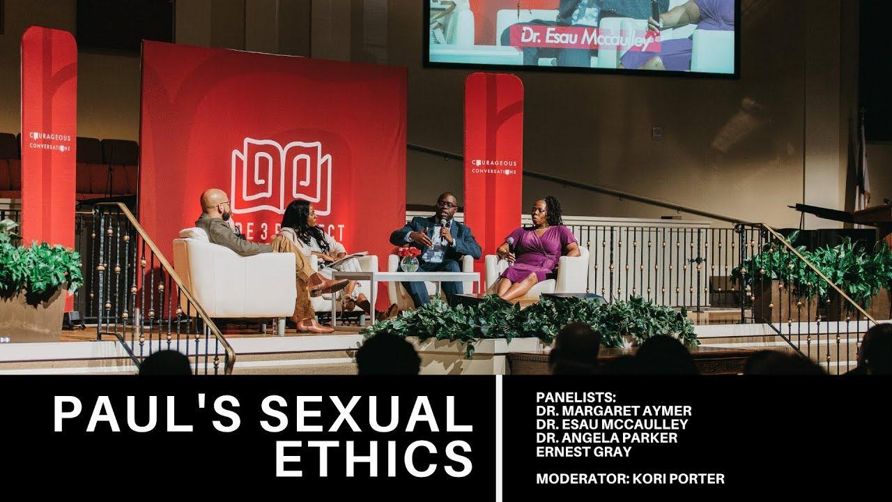 Paul's Sexual Ethics