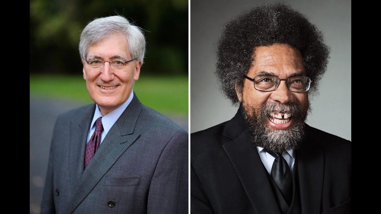 Evening Conversation | Robert George & Cornel West