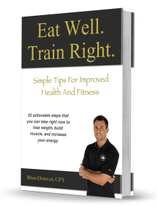 Eat Well. Train Right.