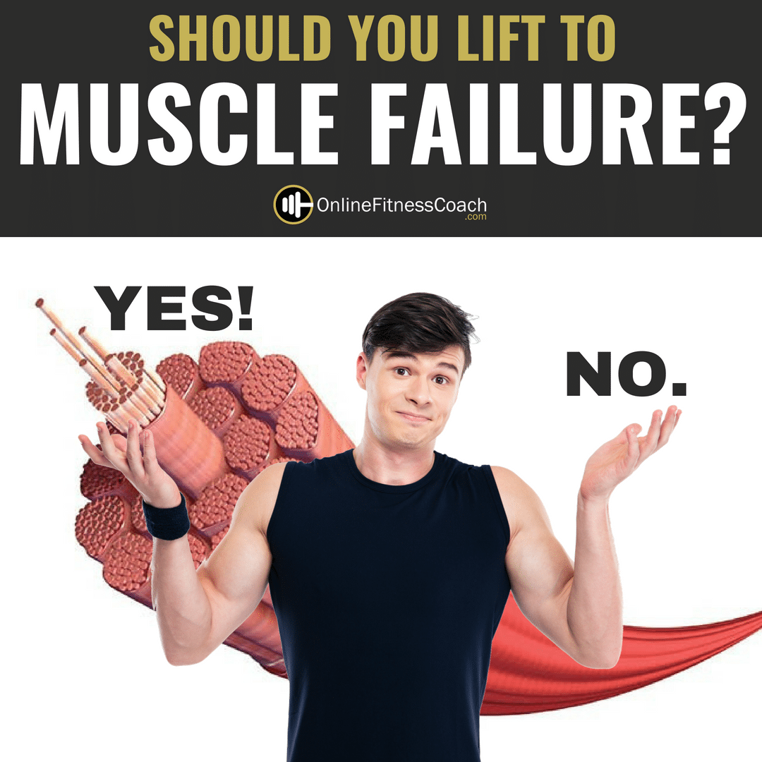 muscle failure