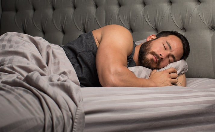 Lose Fat And Build Muscle With Better Sleep?