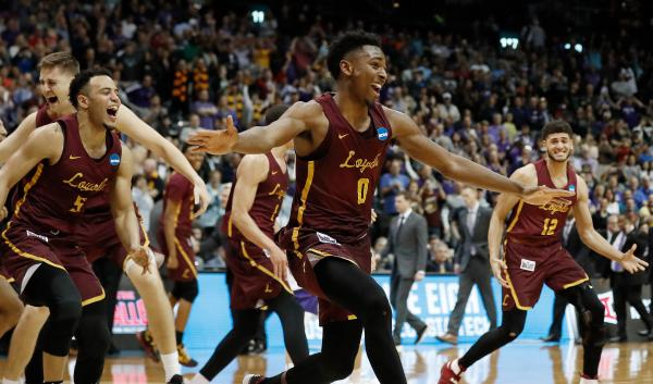Michigan Hoping End Loyola-chicago Cinderella Story In Final Four
