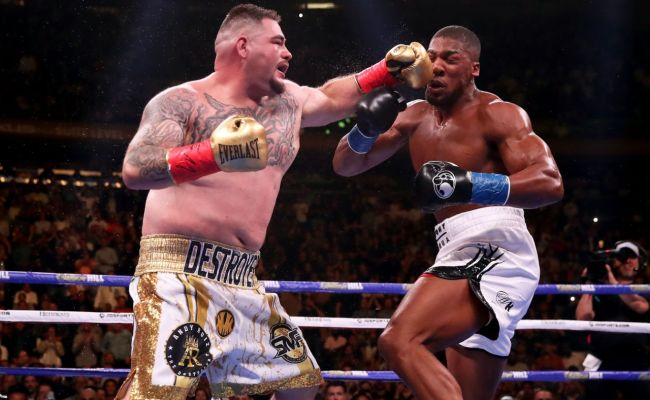 Andy Ruiz Jr Shocks Anthony Joshua To Win Heavyweight Titles