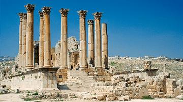 The Temple of Artemis, Turkey