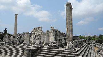 The Mausoleum of Halicarnassus, Turkey