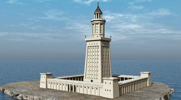 The Lighthouse of Alexandra