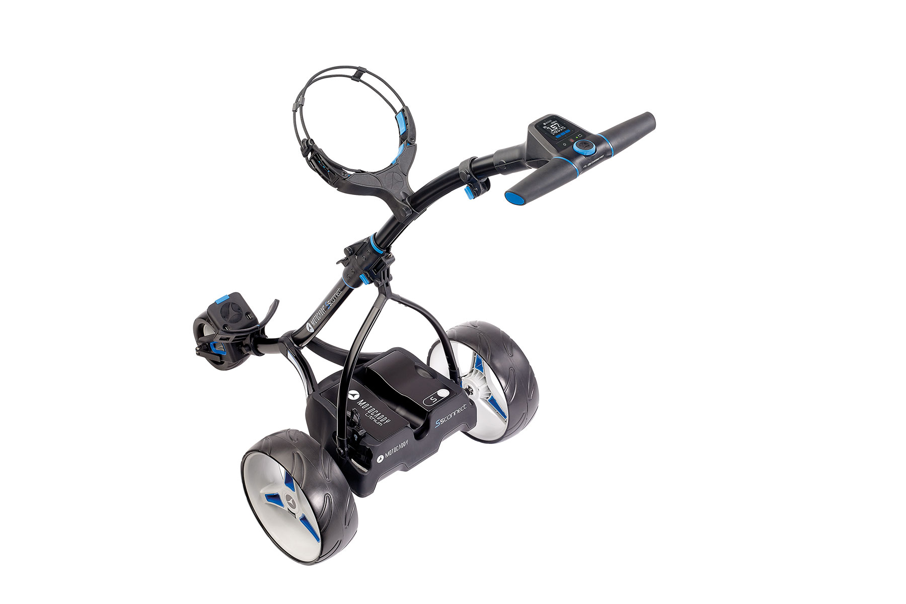Motocaddy S5 Connect Standard Range Lithium Electric