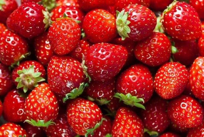 Los frutos rojos son antioxidantes