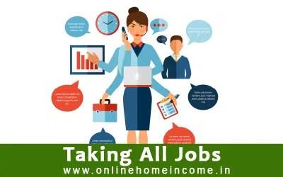 Taking All Jobs