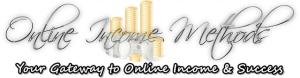 Online Income Methods