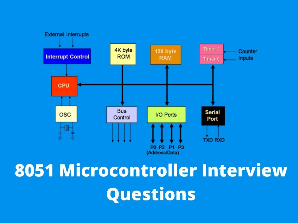 medium resolution of 8051 microcontroller interview questions in 2019 online interview questions