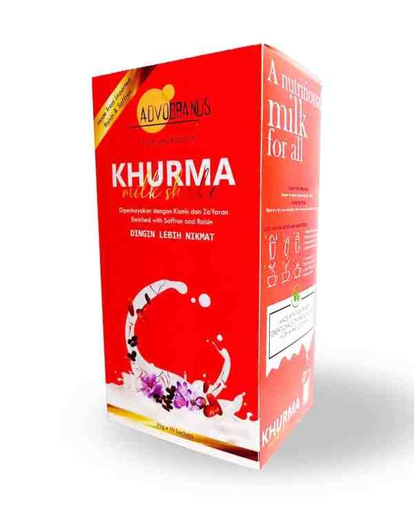 Khurma Milk Shake