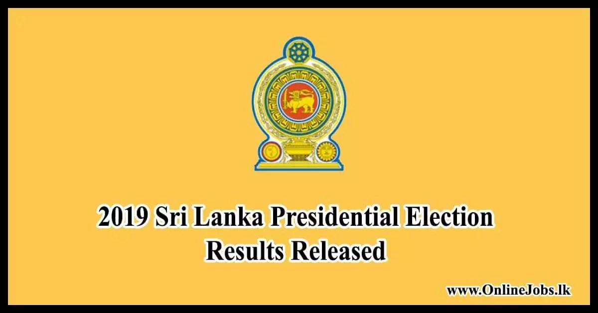sri lanka election - photo #2
