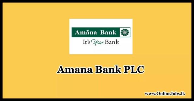 Amana-Bank-PLC Vacancies