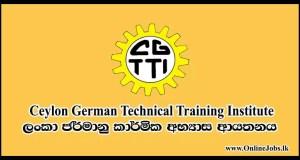 Ceylon German Technical Training Institute