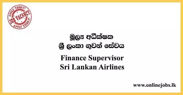 Finance-Supervisor