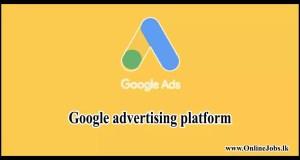 Google advertising platform