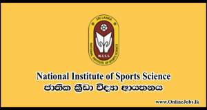 National Institute of Sports Science