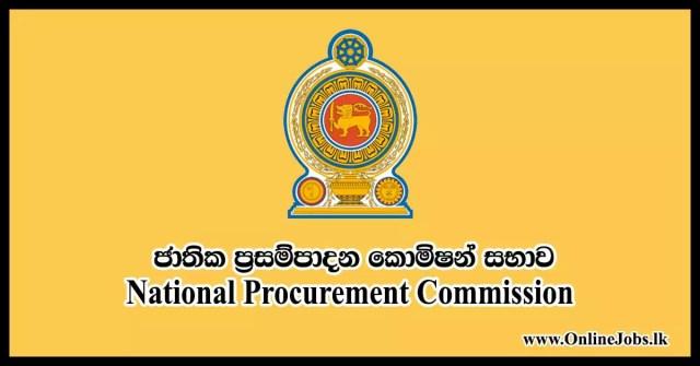 National Procurement Commission
