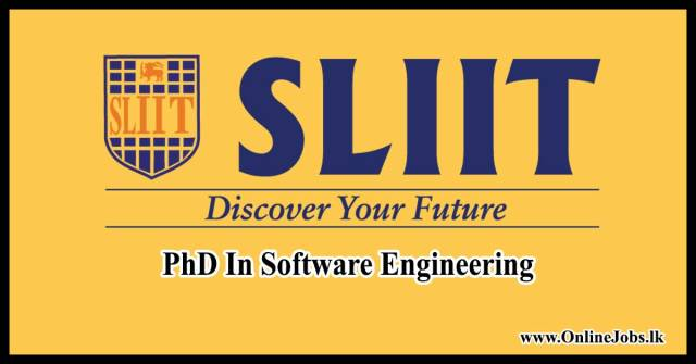 PhD In Software Engineering