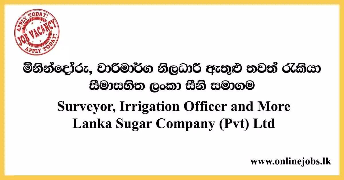 Lanka Sugar Company