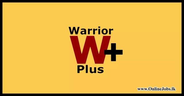 Warrior+Plus