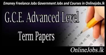 Government Jobs,Gazette,Private Jobs,Courses,Online Jobs - OnlineJobs.lk